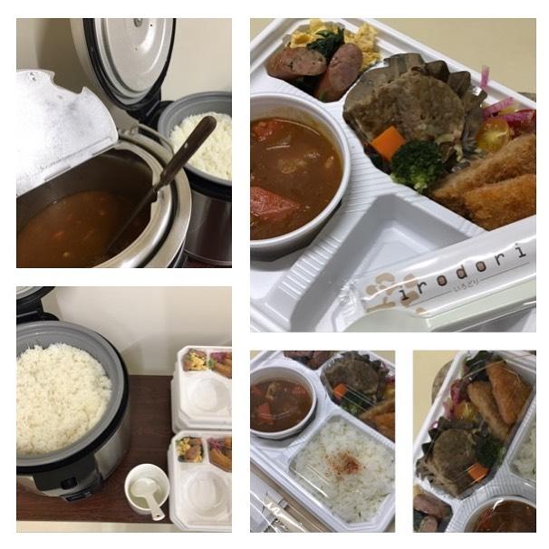 お弁当のご手配も是非ご相談ください。温かいご飯やスープ。ご要望に応じてカレーなどの丼物もご一緒にご準備可能。普段と少し変わったおもてなしをサポートさせていただきます。まずはご相談ください。 ♯お弁当♯ランチ♯カレー♯ホットミール♯温かいお弁当♯イベント♯スープ